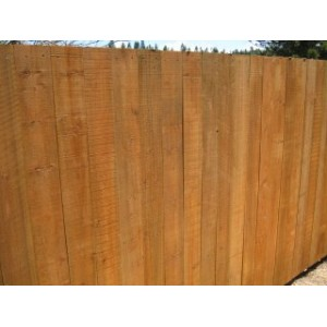 12' Section Privacy Fence